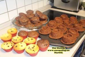 damla cikolatali muffin topkek - ici dolgulu kakaolu muffin (20)