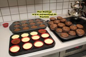 damla cikolatali muffin topkek - ici dolgulu kakaolu muffin (5)