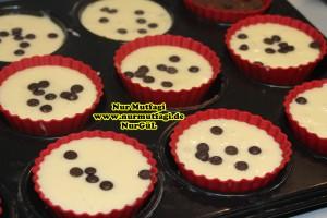 damla cikolatali muffin topkek - ici dolgulu kakaolu muffin (7)