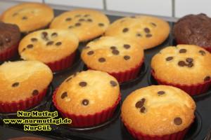 damla cikolatali muffin topkek - ici dolgulu kakaolu muffin (9)