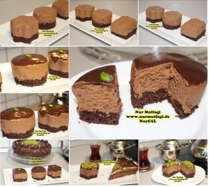 mousse cikolatali yas pasta (14)set