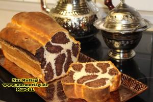zebra kek nasil yapilir desenli kek tarifi (44)