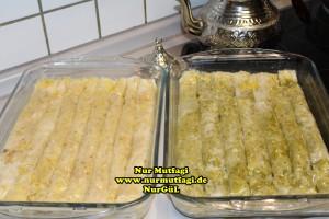 fistikli baklava, cevizli baklava, hazir yufka ile baklava nasil yapilir, citir baklava tarifi (24)