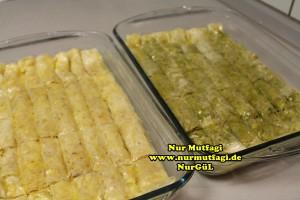 fistikli baklava, cevizli baklava, hazir yufka ile baklava nasil yapilir, citir baklava tarifi (29)