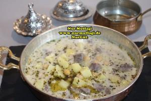 haspirli safranli yogurtlu patatsli nohut yemegi gaziantep antep (37)