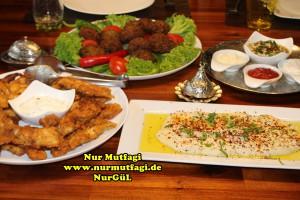 humus nasil yapilir humus tarifi - meze  (14)