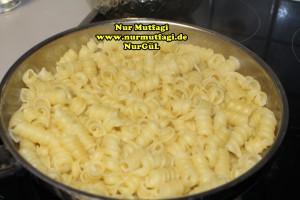 makarna tavada susuz makarna pilav (6)