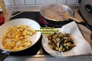patlicanli sebzeli tavuk kebabi tavada (7)