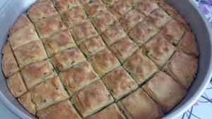 baklava böregi nasil yapilir tarifi peynirli baklava (5)