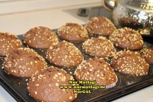 findikli damla cikolatali kakaolu muffin tarifi (5)