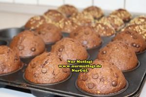 findikli damla cikolatali kakaolu muffin tarifi (7)