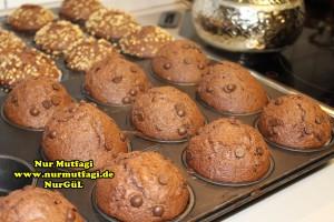 findikli damla cikolatali kakaolu muffin tarifi (8)