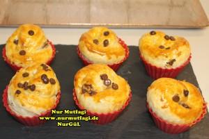 nutellali muffin - milföy hamurdan muffin tarifi (10)