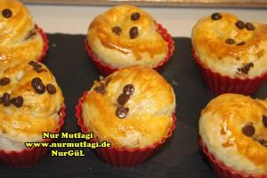 nutellali muffin - milföy hamurdan muffin tarifi (11)