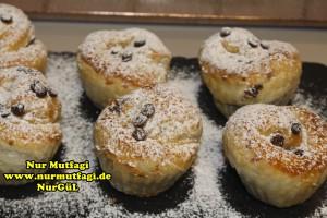 nutellali muffin - milföy hamurdan muffin tarifi (13)