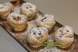 nutellali muffin - milföy hamurdan muffin tarifi (15)