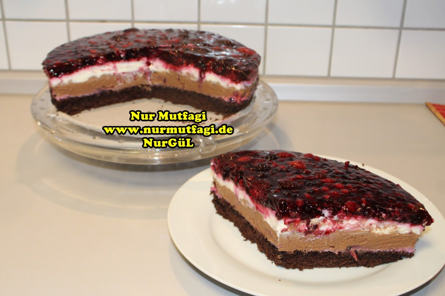 Kakaolu Yaş Pasta Videosu
