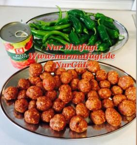 domates soslu mini köfteli spaghetti  (2)