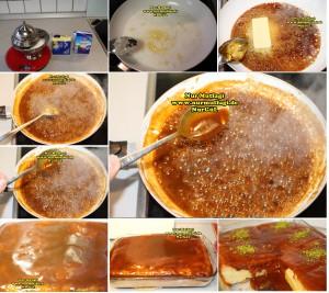 tiralice nasil yapilir tarifi - tralice - trilece  (1)set karamel
