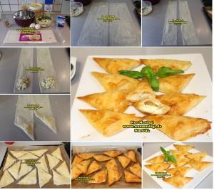 ücgen citir börek - peynirli ücgen börek - nutellali citir börek tarifi  (1)