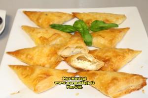 ücgen citir börek - peynirli ücgen börek - nutellali citir börek tarifi  (26)