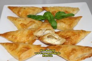 ücgen citir börek - peynirli ücgen börek - nutellali citir börek tarifi  (27)