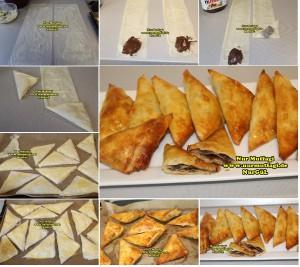 ücgen citir börek - peynirli ücgen börek - nutellali citir börek tarifi  (3)