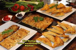 ücgen citir börek - peynirli ücgen börek - nutellali citir börek tarifi  (38)