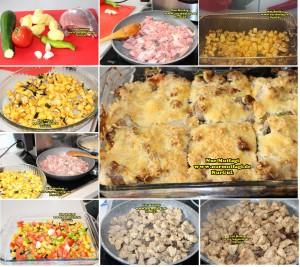 firinda besamel soslu hindi kebabi, nur kebabi  tarifi (2)