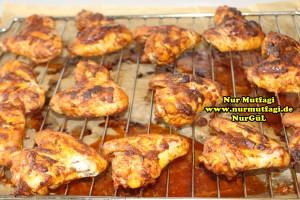 firinda izgara tavuk kanadi kizartmasi (8)