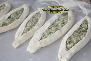 konya mevlana pidesi - küflü peynirli pide tarifi (3)