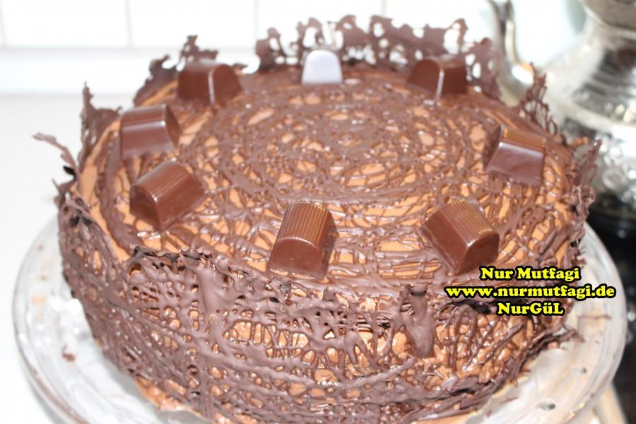 yemek: pandispanya yaş pasta kreması [6]