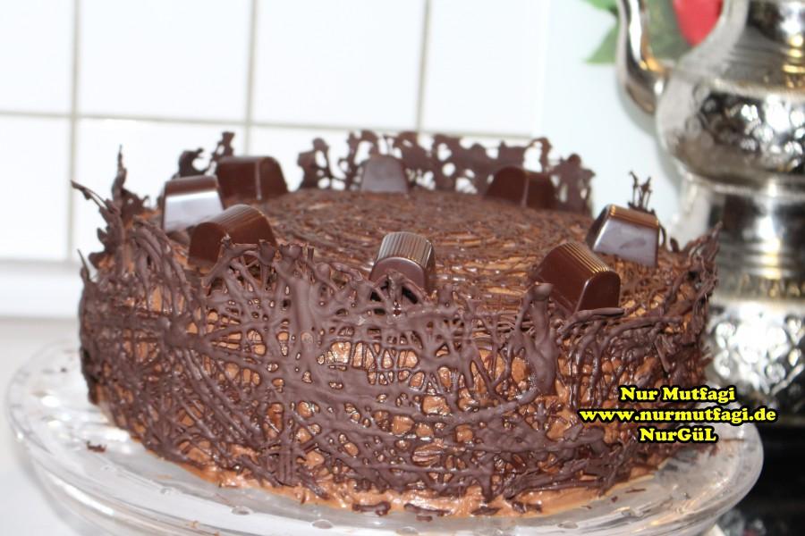 yemek: pandispanya yaş pasta kreması [4]