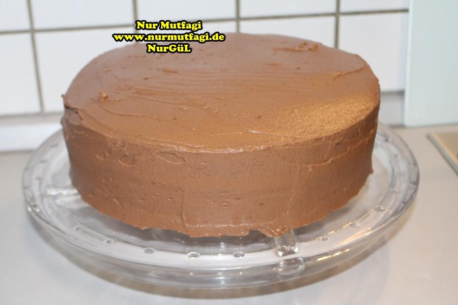 yemek: pandispanya yaş pasta kreması [10]