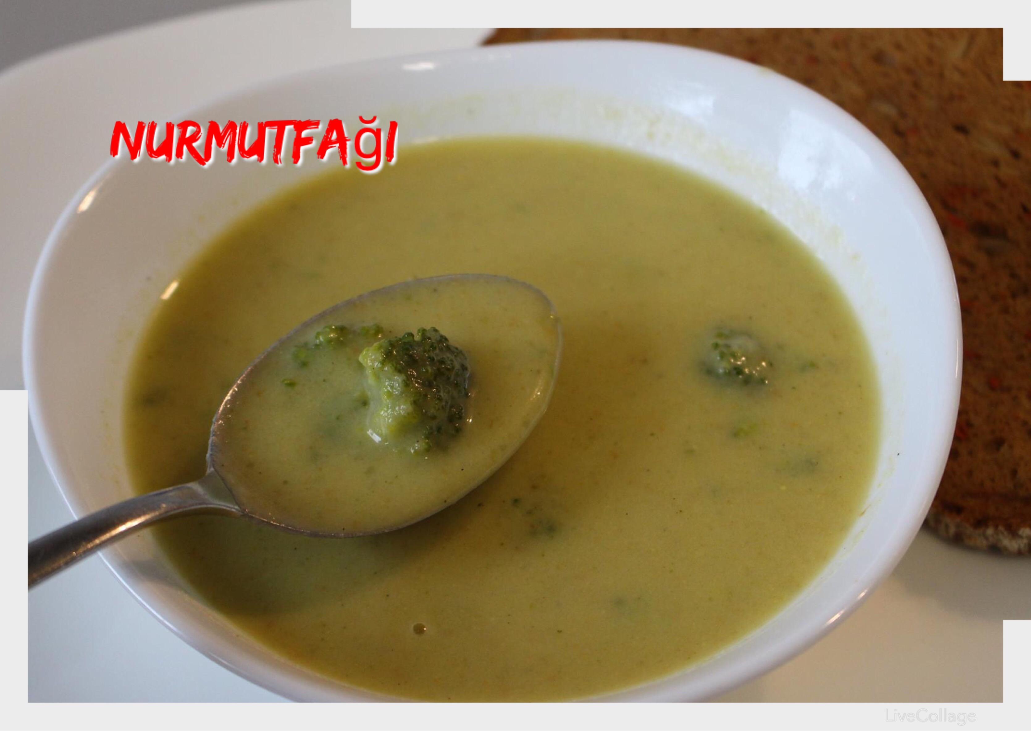 Kremalı Brokoli Çorbası Tarifi Videosu