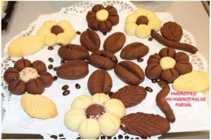 cicek kurabiye tarifi, yaprak kurabiye tarifi