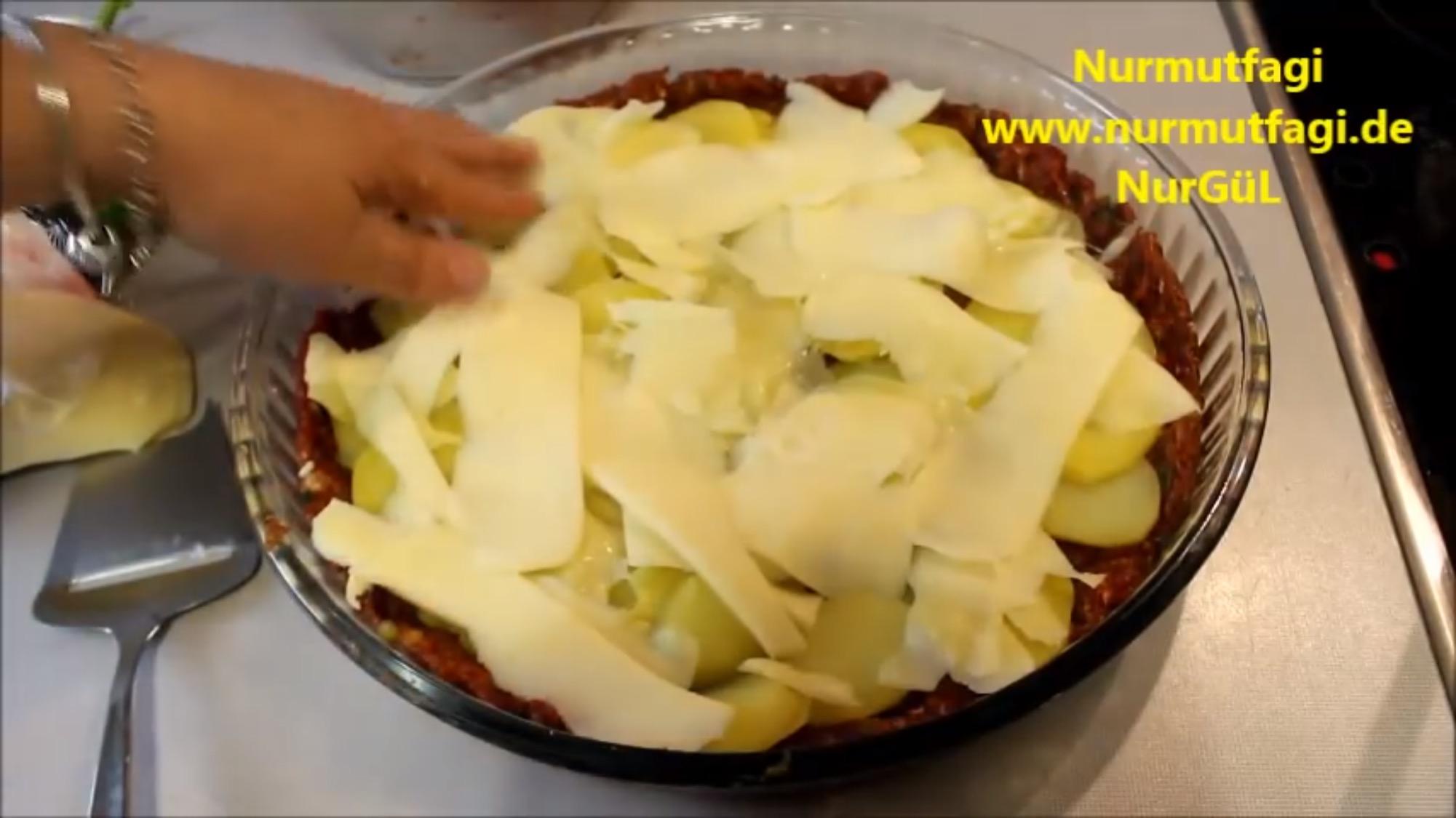 Patatesli Yuva Kebabı Tarifi