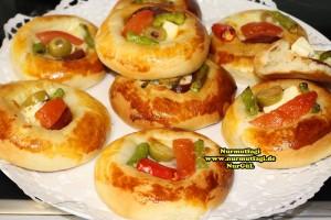 k-cicek pogaca, gül pogaca, pizza pogaca, karniyarik pogaca, bir hamurdan 6 cesit pogaca tarifi (42)