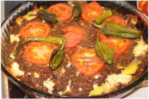 patatesli tepsi kebabi kilis kebabi (7)